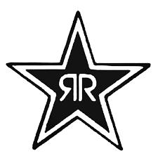Rockstar Decal Sticker