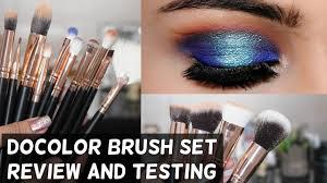 affordable docolor 15 piece brush set