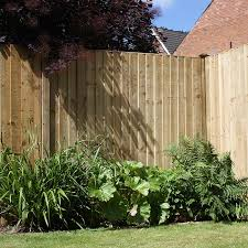 Sturdy Feather Edge Fence Panels John Grimes Fencing