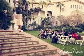 santa barbara courthouse weddings by