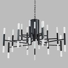 led chandelier modern contemporary