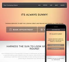 design template for hair salons