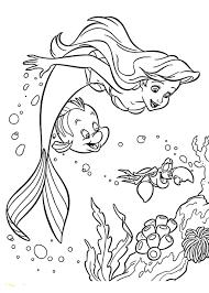 304+ tranh tô màu nàng tiên cá xinh đẹp và dễ thương nhất