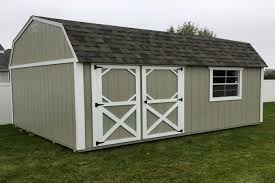 when do you need a custom garden shed