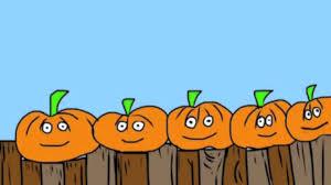 5 4 3 2 1 0 No More Pumpkins Sitting On The Wall Oak House School
