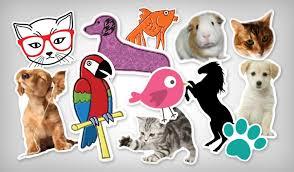 Custom Pet Stickers Highest Quality Stickers Stickeryou