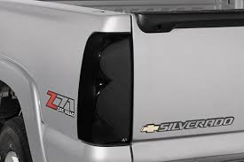 Avs Tail Shades Blackout Taillight Covers Best Price On Tinted Black Tail Light Covers For Trucks Cars Suvs