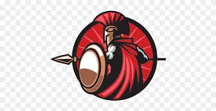 Printed Vinyl Spartan Warrior With Shield And Sword Vinyl Sticker Decal Spartan Warrior With Shield Free Transparent Png Clipart Images Download