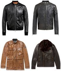 the essential leather jacket guide