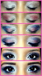 fabulous 4th july makeup tutorials