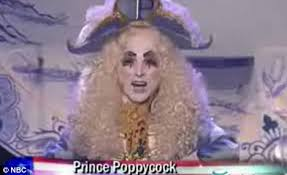 The Male Lady Gaga': Prince Poppycock rocks America's Got Talent - LOL WUT:  ohnotheydidnt — LiveJournal - Page 2