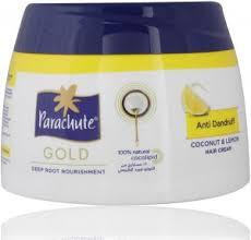 lemon anti dandruff hair cream 210 ml