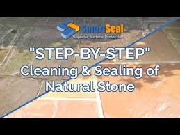30 natural stone cleaning sealing of