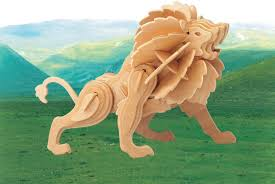 Amazon.com: 3D Puzzles - Little Lion ...