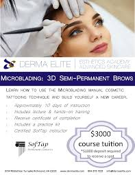 get certified to do permanent makeup