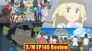 Pokemon Sun and Moon Episode 146 Review - Final Episode - Thank ...