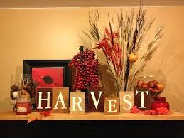 mantel decoration ideas for thanksgiving