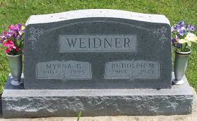 Myrna Gertrude Campbell Weidner (1907-1995) - Find A Grave Memorial
