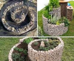 Rock Fence Or Retention Wall Known As A Gabion Wall Openbuilds