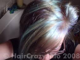 removing blue greenish tint from white