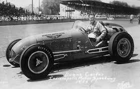 RPPC DUANE CARTER INDIANAPOLIS MOTOR SPEEDWAY RACE CAR REAL PHOTO POSTCARD  1954   eBay