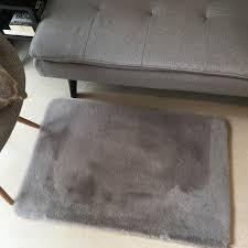 2020 fluffy faux rabbit fur rug soft