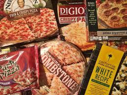 the best frozen pizzas ranked