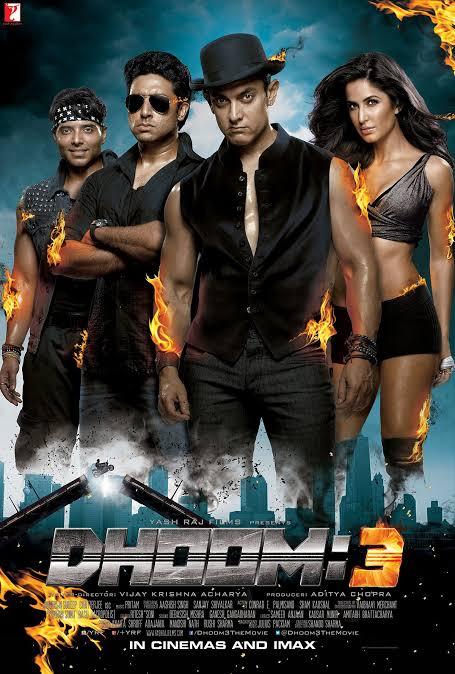 Dhoom 3 | 2013 | Hindi | 1080p | 720p | BRRrp