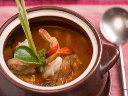 Dubai that Serve Authentic Tom Yum Soup ...