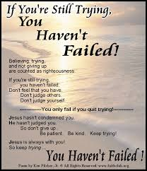 christian inspiring poems about succeeding in life by believing