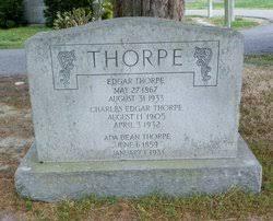 Ada Dean Thorpe (1859-1931) - Find A Grave Memorial