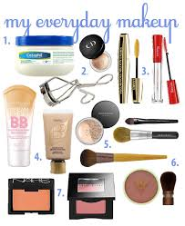 prep in your step my daily makeup routine