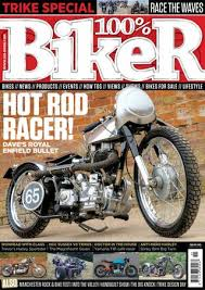 digital copy of 100 biker issue 250 issue