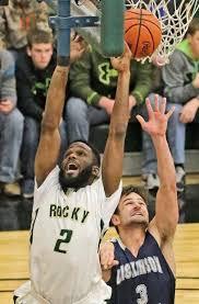Rocky's Nelson Smith battles   Rocky Mountain College Battlin' Bears    billingsgazette.com
