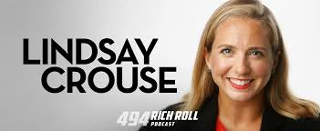 Lindsay Crouse Is Changing The Game For Women's Sports | Rich Roll