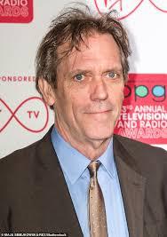 House star Hugh Laurie reveals 'dearest, gentlest, daftest' 17 ...