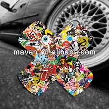 Quality Maven Waterproof Pvc Adhesive Jdm Band Aid Graffiti Vinyl Car Sticker For Car Accessories Mv22h6059 Buy Graffiti Vinyl Car Sticker Band Aid Graffiti Vinyl Car Sticker Pvc Adhesive Band Aid Graffiti Vinyl