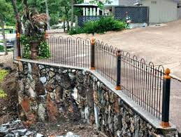 3 Wrought Iron Fencing Gates