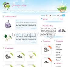 css templates beauty fashion jewelry