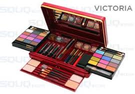 victoria full makeup kit vt 788 with