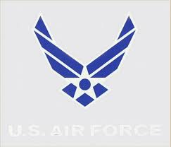 Air Force Window Decal Americanlegionflags Com