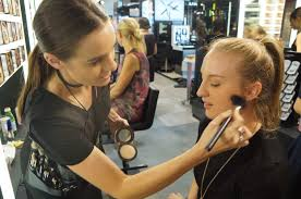 mac cosmetics launch mac makeup party