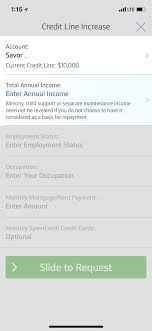 how to ask for a credit limit increase