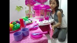 لعبة المطبخ للاطفال لعبة المطبخ الحقيقي العاب بنات و أولاد