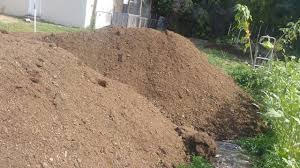 wood chips plus cow manure you