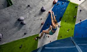 the edge rock gym climbing and