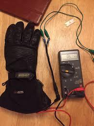 gerbings heated gloves repair