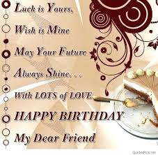 birthday love quotes for best friend happy birthday