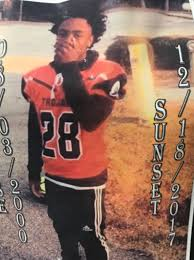 Family and friends remember teen allegedly murdered over pair of ...