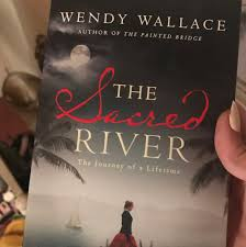 The scared river by Wendy Wallace Like new - Depop